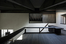 Mokuso, Private House, View of the mezzanine - 90003-60-1