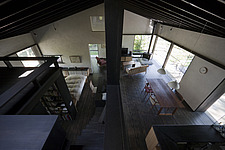 Mokuso, Private House, view of the lounge - 90003-70-1